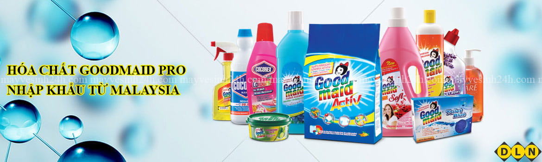 Hóa chất tẩy rửa Goodmaid Pro