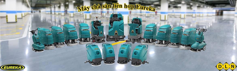 Máy chà sàn công nghiệp Eureka