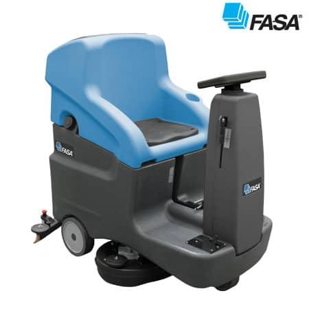 Máy chà sàn liên hợp Fasa A12 Rider