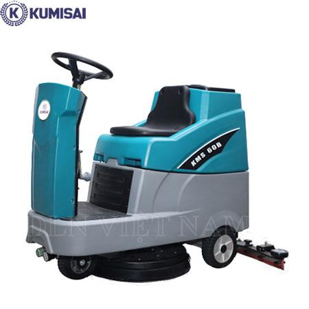 Máy chà sàn liên hợp Kumisai KMS 60B