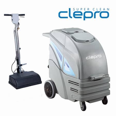 Máy giặt thảm liên hợp Clepro CW-650