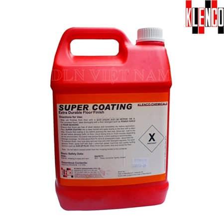Nước làm bóng sàn Klenco Super Coating
