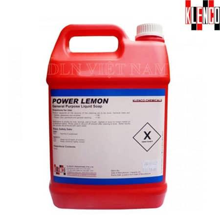 Nước tẩy rửa đa năng Klenco Power Lemon