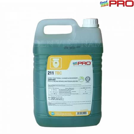 Nước tẩy rửa nhà vệ sinh Goodmaid Pro GMP 211