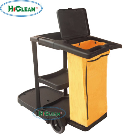 Xe đẩy dọn phòng đa năng HiClean HC 180