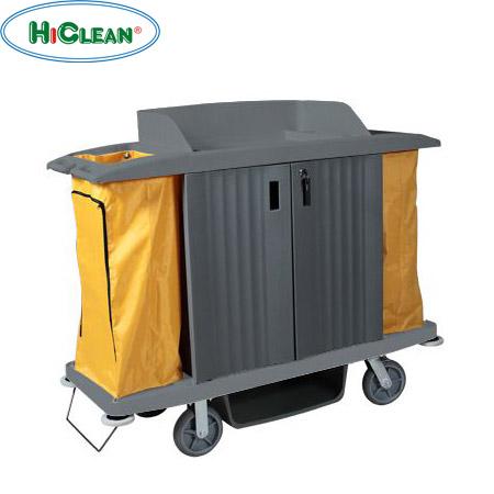 Xe đẩy dọn phòng khách sạn HiClean HC 172