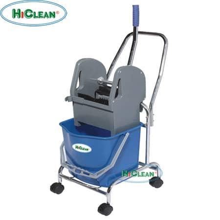 Xe đẩy vắt nước 1 xô HiClean HC 083