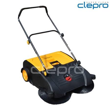 Xe quét rác đẩy tay Clepro CW 800/02